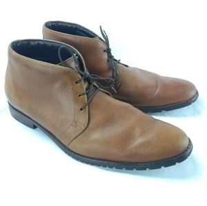 Cole Haan C09799 Men 11.5 Brn Chukka Boot 167-21
